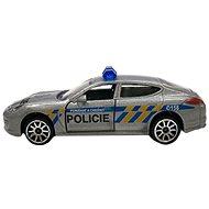 Majorette fém rendőrségi autó CZ változat - Játékautó