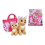 Simba ChiChi Love Csivava család táskában - Plüssjáték