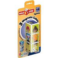 Magicube Sport - Mágneses építőjáték