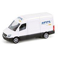 PPL áruszállító autó