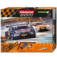 Carrera GO 62448 DTM Speed Club - Autópálya