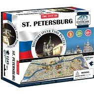 4D Szentpétervár - Puzzle