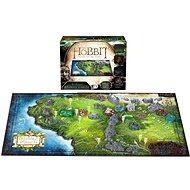 4D A hobbit Középfölde - Puzzle