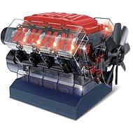 Motor V8 modell - Stemmex - Építőkészlet