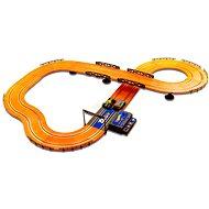 Hot Wheels versenypálya 380 cm - Autópálya