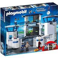 Playmobil 6919 Főkapitányság cellákkal - Építőjáték