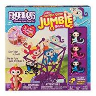 Fingerlings Majmos játék az edzőteremben - Társasjáték