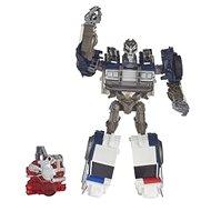 Transformers BumbleBee Autobot - ezüst-kék - Figura