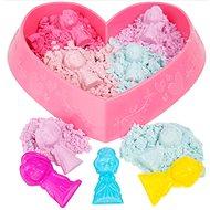 Princess Sparkle Sand Fun modellező homok - Gyurma