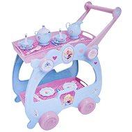 Jégvarázs Tea Party kocsi - Játék edények