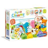 f2be94851114 Clementoni Disney Baby Soft and Go Kisautó 1 db - Babajáték | Alza.hu
