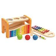 Fajáték Hape xilofon kalapáccsal - Dřevěná hračka