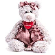 Lumpin Sára medve ruhában - Plüssmackó