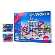 Siku World - Garázs ajándékkal - Tartozék