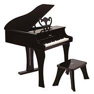 Hape Big Piano - Fekete - Zenélő játék