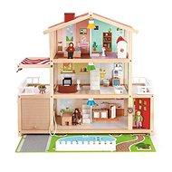 Hape Nagy családi ház garázzsal - Játszóház