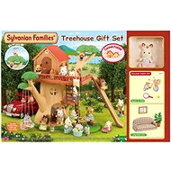 Sylvanian Families Ház a fán tartozékokkal Ajándék készlet - Játék szett