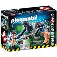 Playmobil - Venkman és a Terror kutyák 9223 - Építőjáték