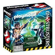 Playmobil 9224 Ghostbusters Spengler és Ghost - Építőjáték