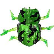 Bogár - lézeres játékokkal kombatibilis - zöld - Játékfegyver