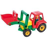 Lena emelőkanlas traktor - Játékautó