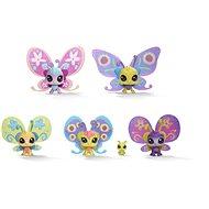 Littlest Pet Shop Pillangó család - Játékszett