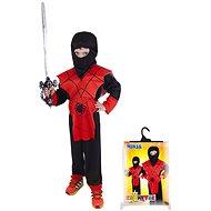 Ninja pók jelmez M méret - Gyerekjelmez
