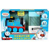 Thomas a gőzmozdony - Rajzolj és menj - Vonat