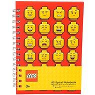Lego A5 spirál jegyzetfüzet - Jegyzettömb