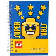 Lego Superstar jegyzetfüzet - Jegyzettömb