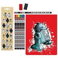 LEGO Star Wars Stationery Készlet jegyzetfüzettel - Iskolai felszerelés