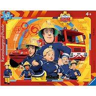 Ravensburger 061143 - Tűzoltó Sam - Puzzle