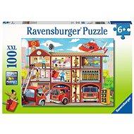 Ravensburger 104048 Tűzöltőállomás - Puzzle