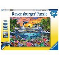 Ravensburger 109500 Trópusi paradicsom - Puzzle
