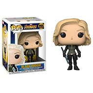 Pop Marvel: Infinity War - Black Widow - Figura