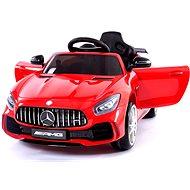 Mercedes-Benz GTR piros - Elektromos autó gyerekeknek