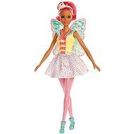 Barbie Varázslatos tündér - Baba