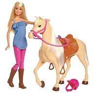 Barbie Baba lóval - Baba