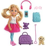 Barbie Chelsea utazó - Baba
