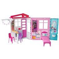 Barbie-ház - Baba