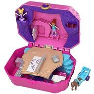 Polly Pocket Zsebvilág Tiny twirlin music box - Baba