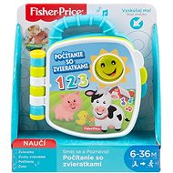 Fisher-Price Polly zseb számolva állatokkal SK - Készségfejlesztő játék