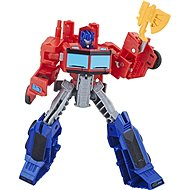 Transformers Cyberverse harcos Optimus Prime - Figura