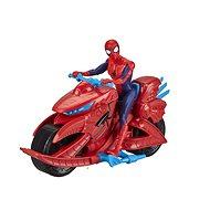 Spiderman a motoron - Figura