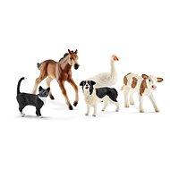 Schleich 42386 A farm állatai,  5 darabos szett - Figura