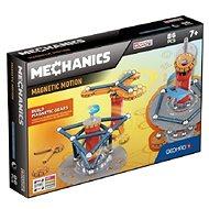 Geomag Mechanics motion 86 - Mágneses építőjáték