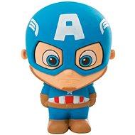 Captain America radír - 4D kirakós