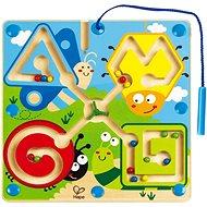 Hape mágneses labirintus játék - Készségfejlesztő játék