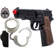 Rendőrségi szett Különleges egység kicsi - Játékfegyver