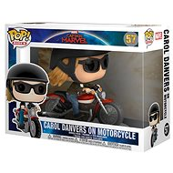 Funko Pop! Marvel kapitány - Carol Danvers motorkán - Figura